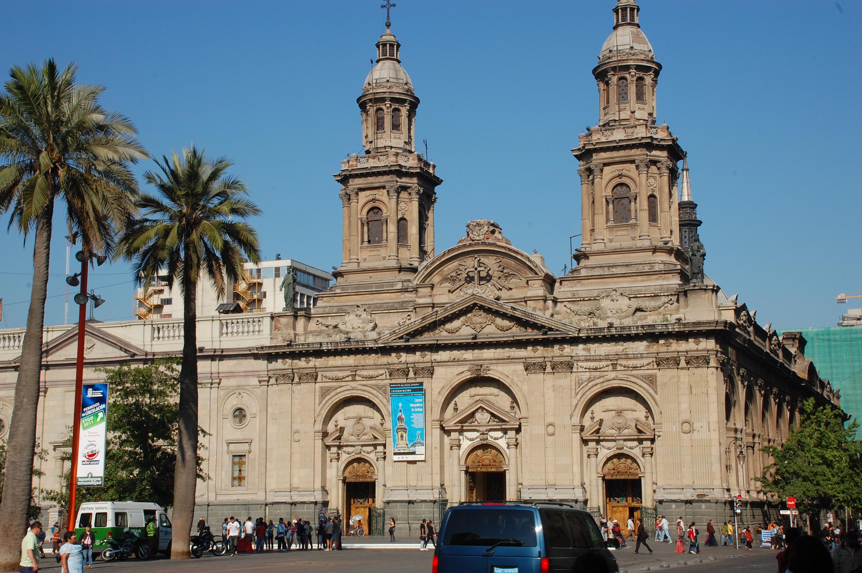 Santiago de Chile – die andere Hauptstadt | Südamerika ...